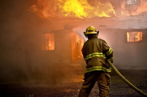 פינוי דירה לאחר שריפה